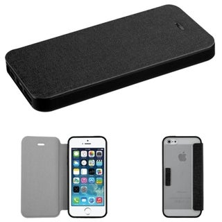 BasAcc MyJacket Wallet Case for Apple iPhone 5/ 5S