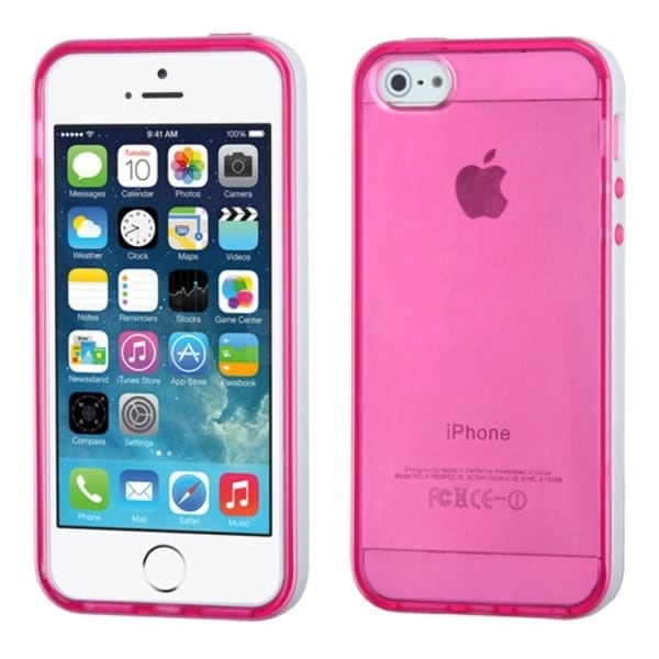 INSTEN Phone Case Cover for Apple iPhone 5/ 5S