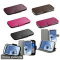 BasAcc MyJacket Wallet Case for Samsung Galaxy S3 i747/ L710/ T999
