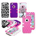 BasAcc TUFF Hybrid Case for Apple iPhone 5C