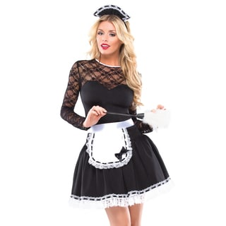 Masquerade M6184 Women's Lycra Stretch Lace Skirt