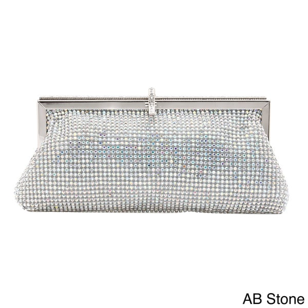 J. Furmani 'Pippa' Rhinestone Embellished Evening Bag