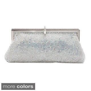 J. Furmani 'Pippa' Rhinestone Embellished Evening Bag