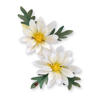 Sizzix Thinlits Flower/ Mini Daisy Die Set (2 Pack)
