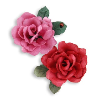 Sizzix Thinlits Flower/ Mini Petals Die Set (2 Pack)