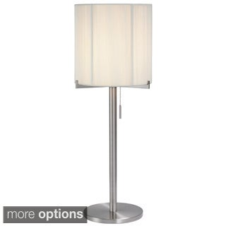 Sonneman Lighting Boxus 1-light Round Table Lamp