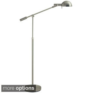 Sonneman Lighting E-Dome 1-light Boom Arm Floor Lamp