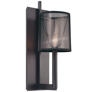 Sonneman Lighting Silhouette 1-light Satin Black Sconce