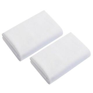 Summer Infant Bassinet White Sheets (Pack of 2)