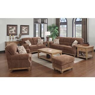 Emerald Grand Rapids 4-piece Living Room Set