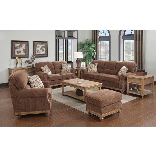 Emerald grand rapids 4 piece living room set 15943044 for 4 piece living room furniture