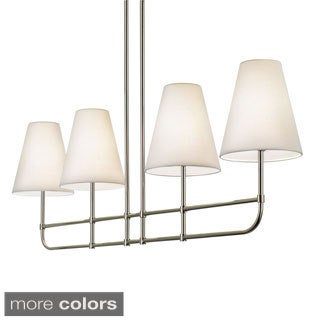 Sonneman Lighting Bistro 4-light Island Pendant
