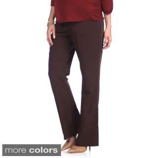 Ashley Nicole Maternity Women's Wide-leg Pants
