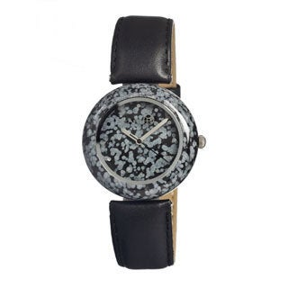 Earth Snowflake Jasper Watch