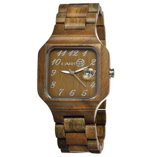 Earth Seso04 Testa Wood 48mm Watch