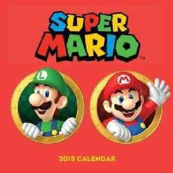 Super Mario Brothers 2015 Calendar (Calendar)
