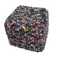 Modern Multi Cube Shape Wool (16