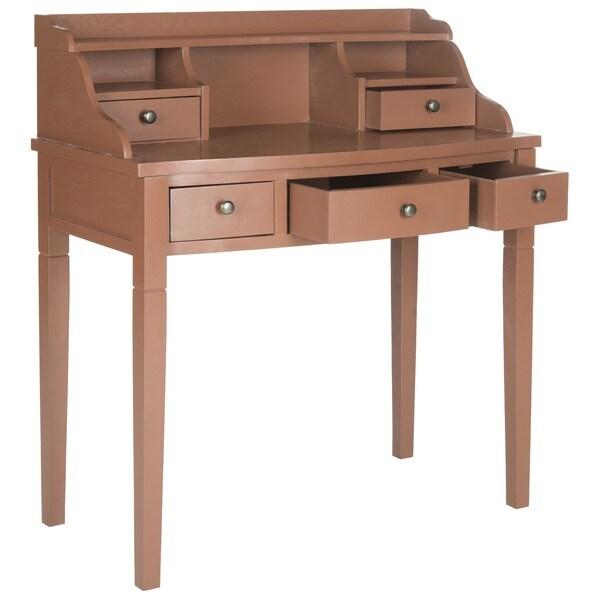 Safavieh Landon Avacado Chocolate Writing Desk 15945190