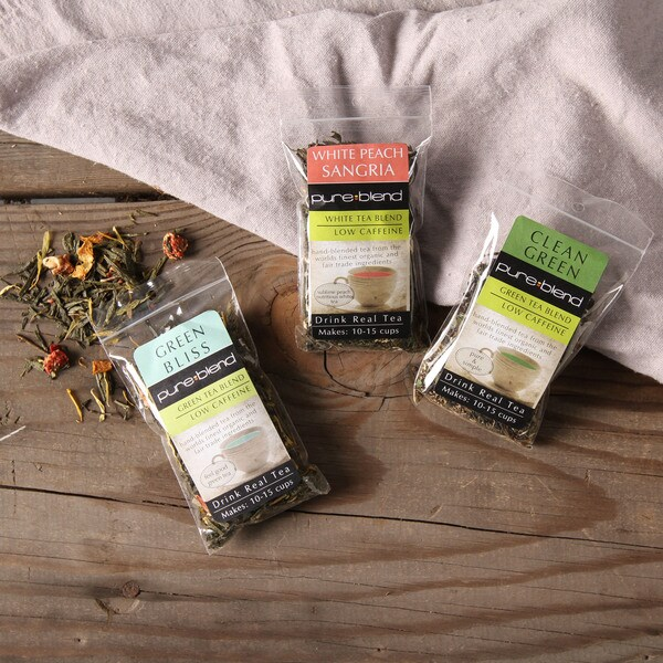 Pureblend Green Tea 3-bag Collection 12282707