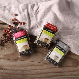 Pureblend Organic Black Tea 3-bag Collection