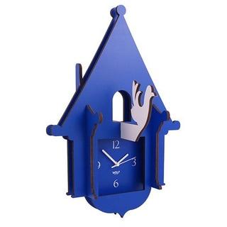 WOLF Wooden Jigsaw Cuckoo Clock