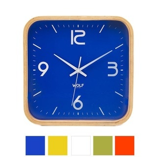 12-inch Square Wall Clock