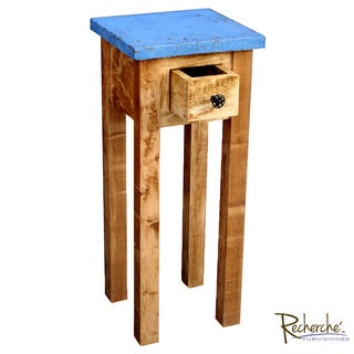 Blue Skye Small Accent Table