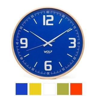 WOLF Moderne 21-inch Wall Clock
