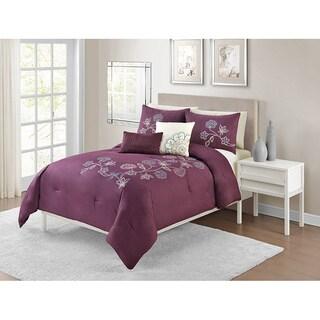 Athena Cotton 5-piece Comforter Set