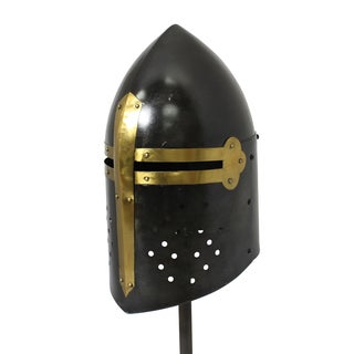 Handmade Medieval Sugarloaf Antique Collectable Helmet Replica