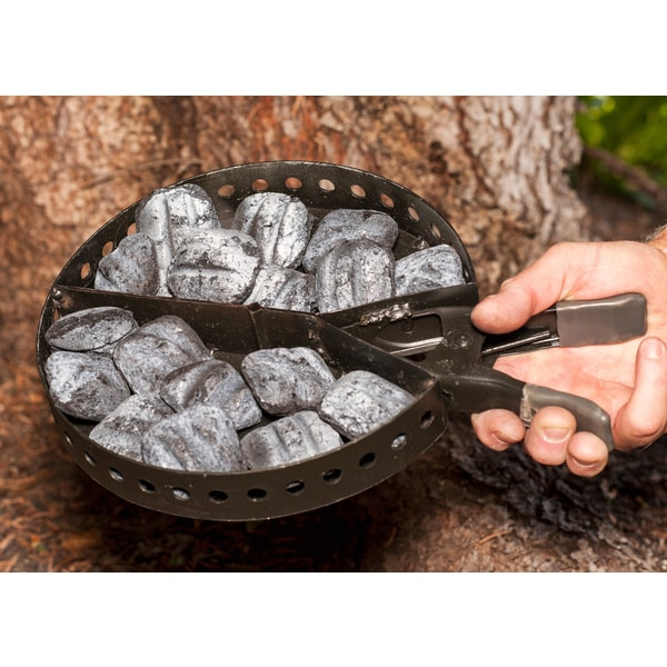 CampMaid Charcoal Holder/ Starter