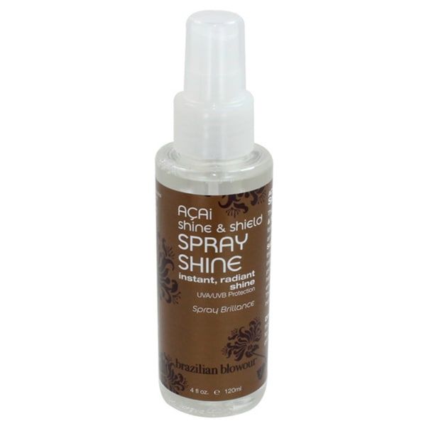 Brazilian Blowout 4-ounce Shine Spray Solution