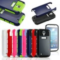 Gearonic PC and TPU Hard Matte Case for Samsung Galaxy S4 SIV i9500