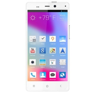 BLU Life Pure L240a 32GB Unlocked GSM White Android Phone