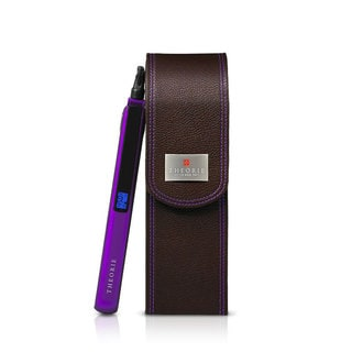 Theorie TH-S10PMR Saga 1-inch Purple Non-touch Flat Iron