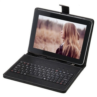 Android 4.2 Dual Core Dual Camer 8GB HDMI 9-inch Capacitive Touchscreen Tablet with Keycase