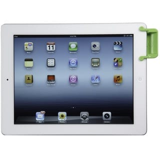 SoundBender 3.0 Green Magnetic Power-Free Amplifier for iPad