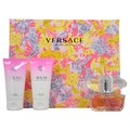 Versace Bright Crystal 3-piece Gift Set