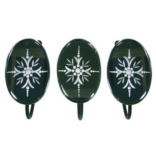 Oval Mirror Curtain Holdback (Pack of 3)