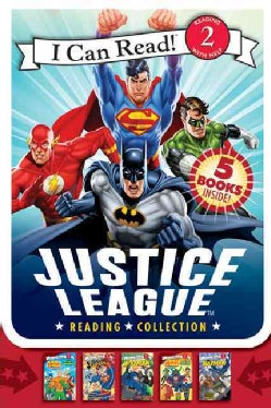 Justice League Reading Collection (Paperback)