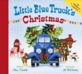 Little Blue Truck's Christmas (Board book)