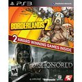PS3 - The Borderlands 2 & Dishonored Bundle