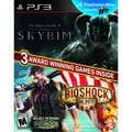 PS3 - The Elder Scrolls: V:Skyrim & Bioshock Infinite Bundle