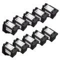 Sophia Global Remanufactured Ink Level Display PG-240XL and CL-241XL Ink Cartridge Replacement (5 Black, 5 Color)