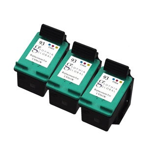 Sophia Global Remanufactured Ink Cartridge Replacement for HP 93 (3 Color)