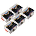 Sophia Global Compatible Ink Cartridge Replacement for Kodak 10XL (5 Color)