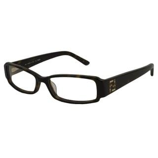 Fendi Readers Women's F957R Rectangular Reading Glasses