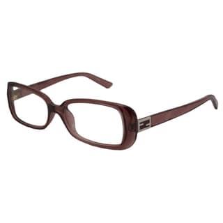 Fendi Readers Women's F898 Rectangular Reading Glasses