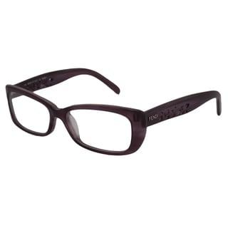 Fendi Readers Women's F855 Rectangular Reading Glasses