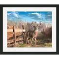Kevin Daniel 'Back Forty Buck' Framed Art Print